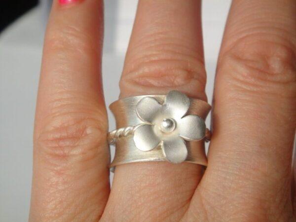 Romantik Flower ...exclusiv &  925 Silber