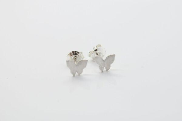 Butterfly..Ohrstecker zart & edel in 925 Silber
