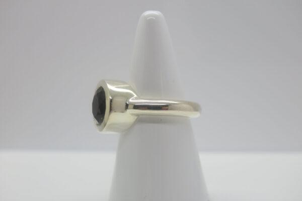 Rauchquarz...massiver edler Ring 925 Silber